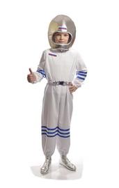 Белый костюм космонавта