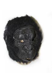 Латексная маска гориллы