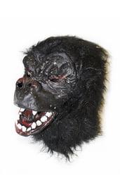 Маска гориллы из латекса
