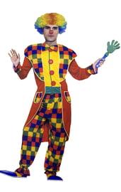 Костюм для взрослых Клоун