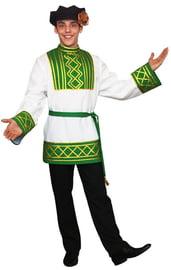 Черные брюки для русских народных костюмов