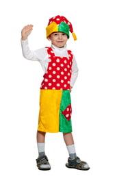 Плюшевый костюм Петрушки