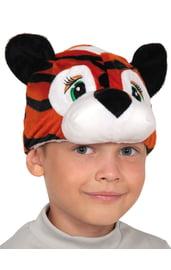 Шапочка-маска Тигренок