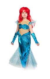 Детский костюм русалка