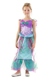 Блестящее платье русалочки