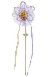 Волшебная палочка Рапунцель фиолетовая