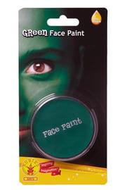 Зеленый грим-краска для лица