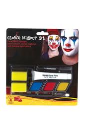 Набор грим для клоуна