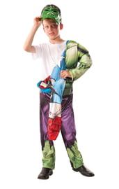 Реверсивный костюм Капитан Америка-Халк