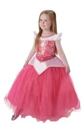 Платье принцессы Авроры розовое