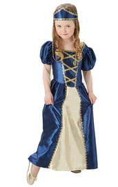 Детский костюм принцессы ренессанса