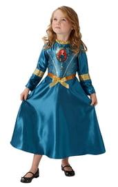 Платье Мериды Disney