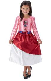 Платье Мулан Disney