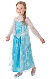 Костюм Эльзы Disney Frozen Dlx
