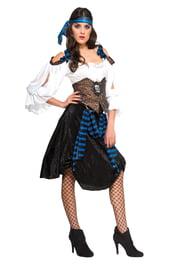 Костюм ромовой пиратки