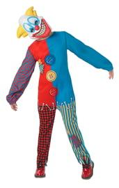Костюм страшного клоуна детский