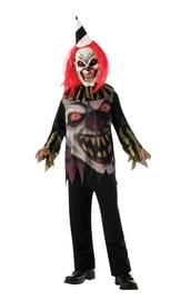 Детский костюм сумасшедшего клоуна