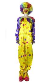 Клоунский костюм для взрослых