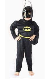 Костюм для мальчиков Бэтмен с мышцами