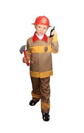 Костюм пожарника детский