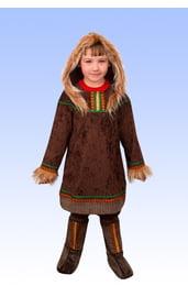 Детский костюм Мальчик-чукча