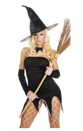 Костюм ведьмы без метлы
