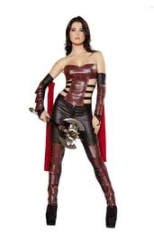 Женский костюм Отважной воительницы