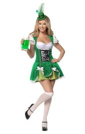 Костюм Ирландской девушки
