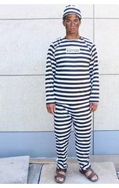 Костюм Сбежавшего заключенного
