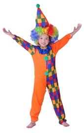 Детский костюм Забавного клоуна