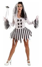 Костюм Зомби-Невесты на Хэллоуин