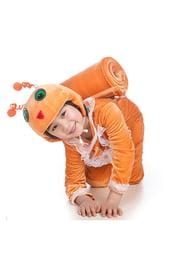 Детский костюм Смешной улитки