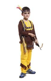 Костюм Маленького индейца Апачи