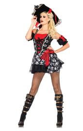 Костюм Пиратки с Веселым рождером