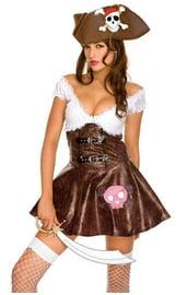 Платье Веселой пиратки