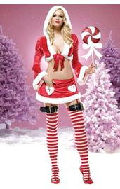 Костюм Внучки Санта-Клауса