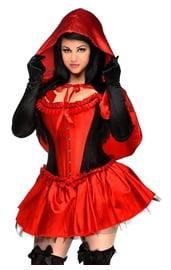 Костюм Страстной Красной шапочки