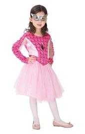 Костюм Девочки-паука в розовом