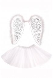 Крылья и юбка Ангелочка