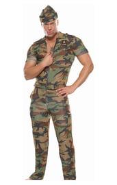 Комбинезон солдата