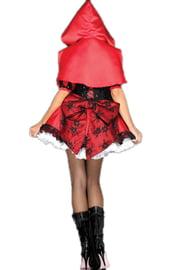 Костюм Красной шапочки в корсете