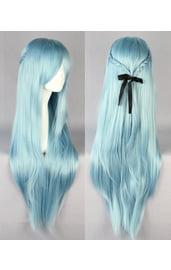 Голубой парик Асуна Юки
