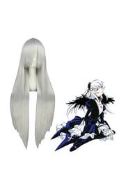 Белый парик Сиугинте из аниме