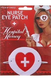 Повязка на глаз для медсестры