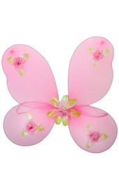 Крылья феи с цветочками
