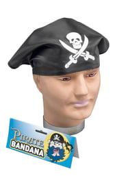 Бандана пирата с веселым роджером