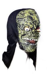 Жуткая латексная маска с языком
