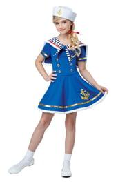 Детский костюм Морячки с якорем
