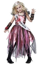 Детский костюм Зомби Выпускницы