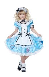 Детский костюм Алисы